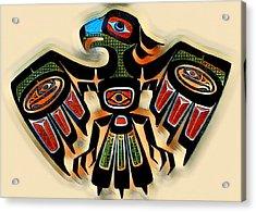 Eagle Symbol 2 Acrylic Print