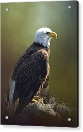 Eagles Rest Ministries Acrylic Print