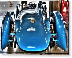 1937 Delahaye Type 145 Acrylic Print