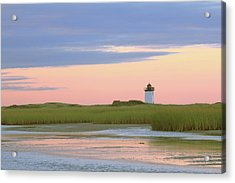 Early Light At Wood End Light Acrylic Print by Roupen  Baker