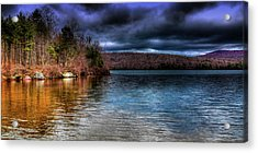Acrylic Print featuring the photograph Early May On Limekiln Lake by David Patterson