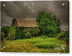 Early Monring Rain Acrylic Print by JRP Photography
