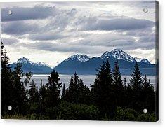 Early Morning Alaska Acrylic Print