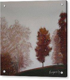 Early Morning Calm Acrylic Print by Harvey Rogosin