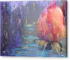 Early Morning Acrylic Print by  Cid
