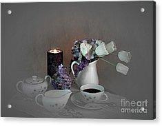 Early Morning Coffee Acrylic Print