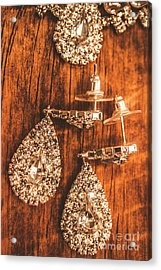 Earmark Event Jewellery Acrylic Print