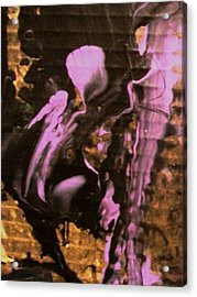 Earth Angel Acrylic Print by Bruce Combs - REACH BEYOND