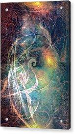 Earth Angels Acrylic Print