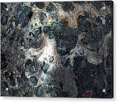 Acrylic Print featuring the photograph Earth Memories - Stone # 8 by Ed Hall