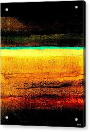 Earth Stories Abstract Acrylic Print
