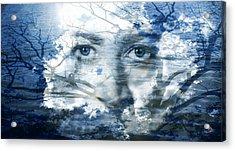 Earth Wind Water Acrylic Print