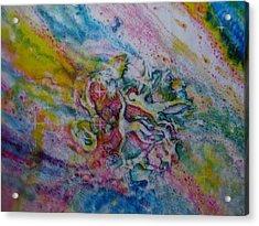 Earthbound Acrylic Print by Chua Jeen Tee
