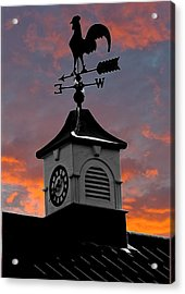 East By South Acrylic Print