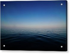 East China Sea Acrylic Print by I enjoy taking photos and traveling the world.