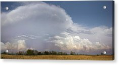 Acrylic Print featuring the photograph East Of El Dorado by Rod Seel