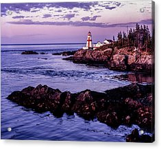 East Quoddy Head, Canada Acrylic Print
