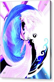 Easter Egg 2011 Acrylic Print by James Granberry