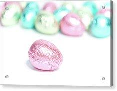Easter Eggs II Acrylic Print