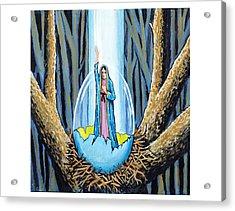Easter Emergence Acrylic Print