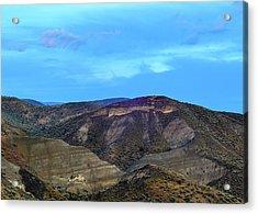 Eastern Hills Acrylic Print