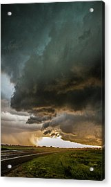 Eastern Nebraska Moderate Risk Chase Day Part 2 010 Acrylic Print
