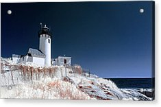 Acrylic Print featuring the photograph Eastern Point Infrared by Brian Hale