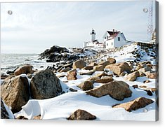 Eastern Point Light II Acrylic Print