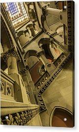 Eastern Staircase Acrylic Print
