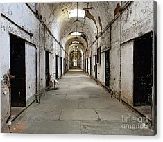 Eastern State Pen Acrylic Print