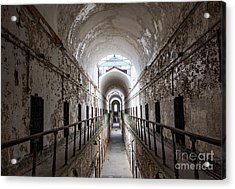 Eastern State Penitentiary Cell  Acrylic Print
