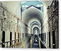 Eastern State Penitentiary Acrylic Print by JAMART Photography