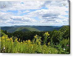 Eastern Summit 1 Acrylic Print