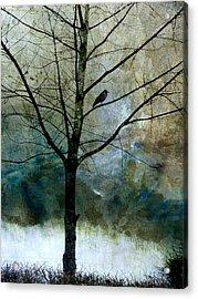 Eastward Acrylic Print by Carol Leigh