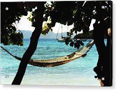 Easy Living Acrylic Print