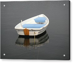 Easy Street Boat Basin Nantucket Ma Acrylic Print