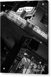 Easy Street Acrylic Print by Nathan  Brend