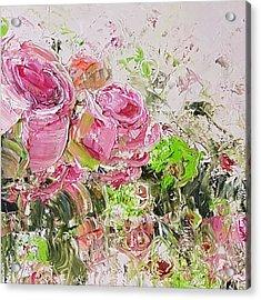 Eau De Spring Acrylic Print
