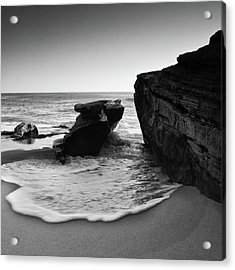 Acrylic Print featuring the photograph Ebb And Flow by Ryan Weddle