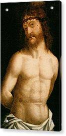 Ecce Homo Acrylic Print by Andrea Mantegna