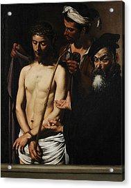 Ecce Homo  Acrylic Print by Caravaggio