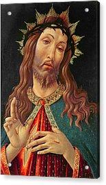 Ecce Homo Or The Redeemer Acrylic Print