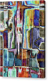 Eccentric Spirit Acrylic Print by Tlynn Brentnall