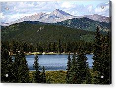 Echo Lake Colorado Acrylic Print