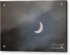 Eclipse 2015 - 2 Acrylic Print