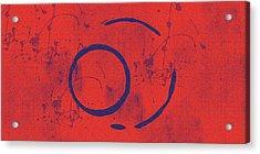 Eclipse II Acrylic Print by Julie Niemela