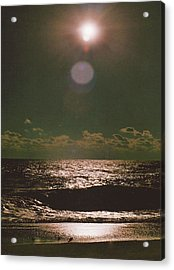 Eclipse Of The Soul Acrylic Print