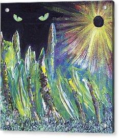 Eclipse Acrylic Print by Tony Rodriguez