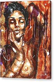 Ecstacy Acrylic Print