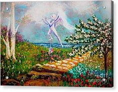 Eden's Garden Acrylic Print